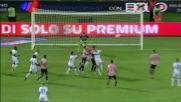 Una rete di El Kautari allo scadere regala tre punti al Palermo