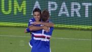 Il goal di Eder sul filo del fuorigioco in Udinese-Sampdoria