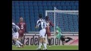 Con il Torino Inler trova il goal dalla lunga distanza