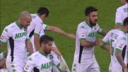 Acerbi illude il Sassuolo a Genova: goal del pareggio al 93esimo