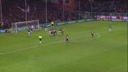 Viviano para il tiro di Lazovic nel derby di Genova