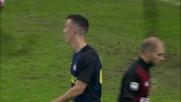 Inter vicina al goal nel derby con Perisic