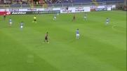 Pinilla firma il goal del momentaneo pareggio contro il Napoli