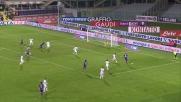 La Fiorentina apre le marcature con un goal di Babacar ai danni dell'Udinese