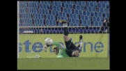 Gran parata di Peruzzi nega il goal a Sivok