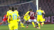 Taarabt con un gran goal illude il Milan al San Paolo