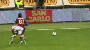 Tacco di Ronaldinho che si prende gioco di Materazzi