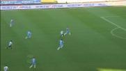 Tacco di Sanchez per l'azione dell'Udinese contro il Catania