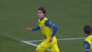 Tap-in vincente di Paloschi: Chievo avanti sull'Udinese