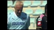 Tare non trova il goal con un sinistro a giro contro il Palermo