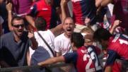 Destro illude il Genoa con il goal del vantaggio sul Chievo