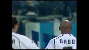 Il tris della Lazio sulla Fiorentina porta la firma di Dabo