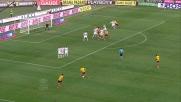 Tempismo perfetto di Giacomazzi per il goal del vantaggio sul Milan