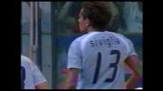 Tempismo perfetto per Siviglia: il suo goal regala il successo alla Lazio sull'Atalanta