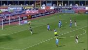 Terlizzi mura la porta del Catania e nega il goal alla Lazio