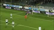 Terrificante sinistro di Asamoah che si schianta sulla traversa e rimbalza in campo, era goal?