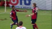 Terza rete del Genoa al Marassi contro il Catania: Constant!