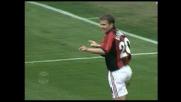 Terzo goal di Bierhoff che affonda l'Empoli con una tripletta a San Siro