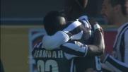Tevez, rimpallo fortunato: goal del vantaggio bianconero a Verona