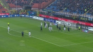 Icardi fa goal di testa al Genoa