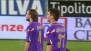 Un autorete di Camporese permette all'Inter di portarsi in vantaggio a Firenze