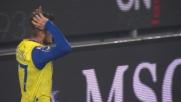 Thereau a un passo dalla magia di tacco contro l'Udinese: solo palo per lui!