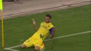Thereau al volo realizza un gran goal contro la Juventus