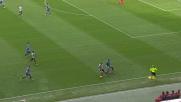 Thereau libera Badu con un colpo di tacco in Udinese-Frosinone