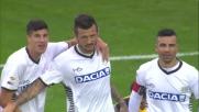 Thereau punisce Rafael: l'Udinese pareggia a Verona