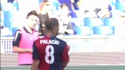 Palacio con un goal di rapina punisce la difesa della Lazio