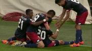 Tino Costa segna la sua doppietta personale e il pokerissimo contro il Torino
