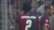 Tiro deviato, la Sampdoria chiude la porta all'attacco di Edenilson