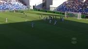 Tiro potente di Kone, Consigli si fa trovare pronto in Sassuolo-Udinese