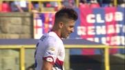 Simeone favoloso, solo il palo gli nega un goal straordinario contro il Bologna!