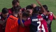 Sau non perdona, raddoppio del Cagliari sull'Atalanta