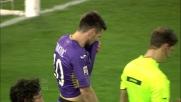Tomovic atterra con un fallo da rigore l'imprendibile Felipe Anderson
