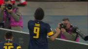 Toni alla seconda occasione non sbaglia: è il goal del 2-0 con la Sampdoria