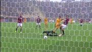 Toni chiude in goal una splendida azione del Verona