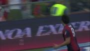 Toni fa impazzire il Marassi con il goal vittoria sul Bari