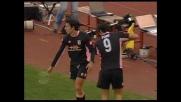 Toni segna il goal della doppietta, il Palermo serve il 3-0 alla Lazio