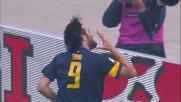 Toni si prende gli applausi del Bentegodi per il goal di testa al Cagliari