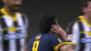 Toni su rigore apre le marcature in Verona-Udinese