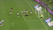 Torosidis segna il goal vittoria approfittando degli errori della difesa dell'Udinese