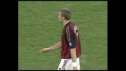 Torsione di Shevchenko, goal sfiorato in Milan-Udinese
