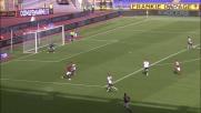 Totti, no-look pass contro il Bologna