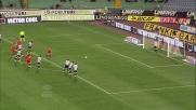 Totti porta in vantaggio la Roma al Friuli con il suo classico cucchiaio su rigore