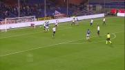 Gollini interviene su una palla innocua e regala un corner alla Sampdoria
