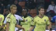 Il fallo di Essien vale il cartellino rosso: anche il Milan in 10 contro l'Udinese