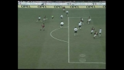 Traversa clamorosa di Rui Costa contro l'Atalanta