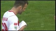 Traversa di Meggiorini! Il Bari sfiora la vittoria sul Parma
